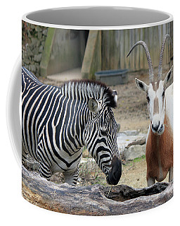 Animal Friends Coffee Mug