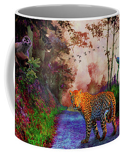 Animal Kingdom 1 Coffee Mug