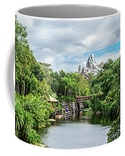 Expedition Everest Coffee Mug