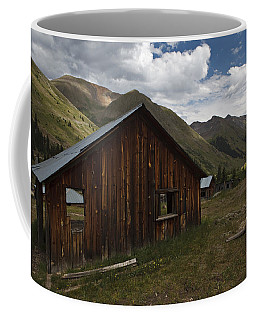 Animas Forks Coffee Mug