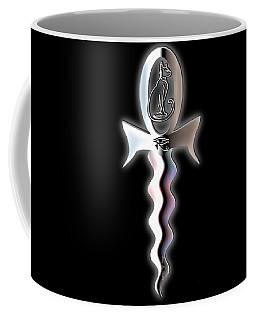 Ankh Dagger - Life And Death Coffee Mug