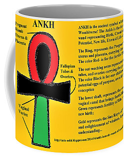 Ankh Meaning Coffee Mug