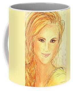 Anna Paquin Coffee Mug