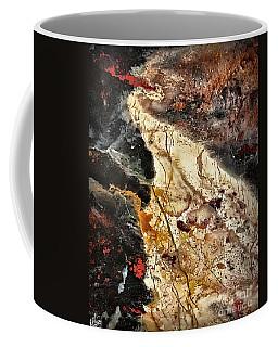Coffee Mug featuring the photograph Anna River by Walt Foegelle
