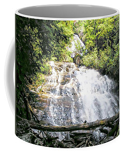 Anna Ruby Falls Coffee Mug