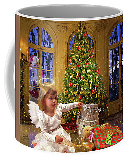 Annalise And Santa Coffee Mug