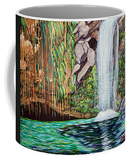 Annandale Waterfall Coffee Mug