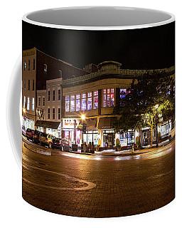 Annapolis At Night Coffee Mug