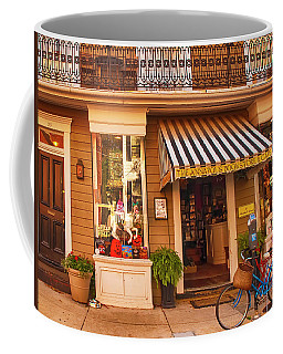 Annapolis Bookstore Coffee Mug