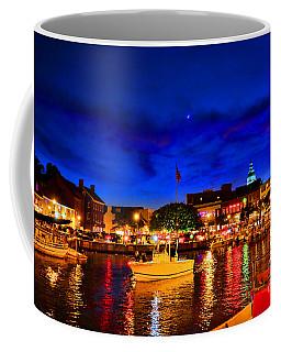 Annapolis Magic Night Coffee Mug