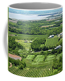Annapolis Valley, Nova Scotia Coffee Mug