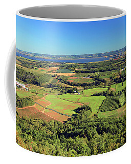Annapolis Valley Nova Scotia Canada Coffee Mug
