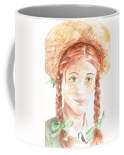 Anne Of Green Gables Coffee Mug