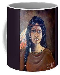 Anne Wolfe Coffee Mug