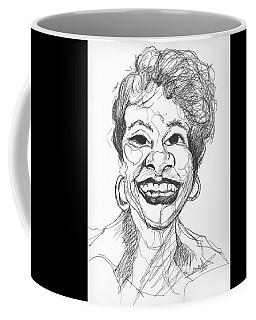 Annette Caricature Coffee Mug