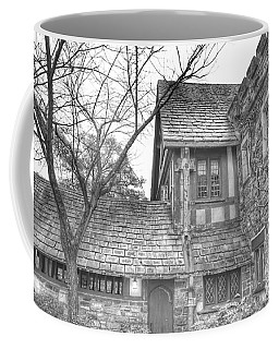 Annex At Ringwood Manor With Tree Coffee Mug