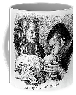 Annie Alexis And Nicolas Coffee Mug