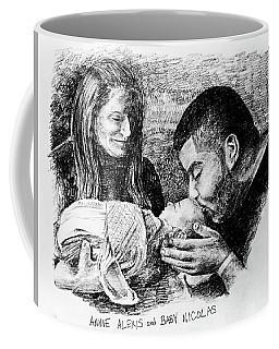 Annie Alexis And Nicolas Coffee Mug