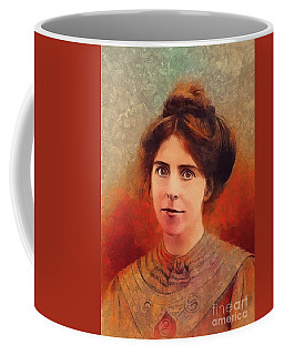 Annie Kenney, Suffragette Coffee Mug
