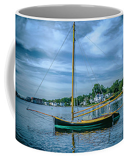 Annie, Mystic Seaport Museum Coffee Mug