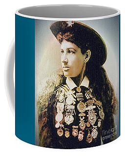Annie Oakley - Shooting Legend Coffee Mug