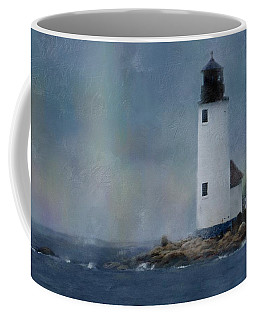 Anisquam Rain Coffee Mug