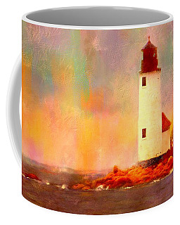 Annisquam Rainbow Coffee Mug