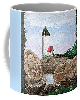 Annisquam Sunset 1 Coffee Mug