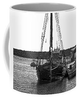 Anomaly Ship Poster Coffee Mug