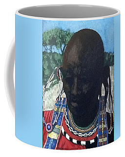 Another Cloudless Day Coffee Mug