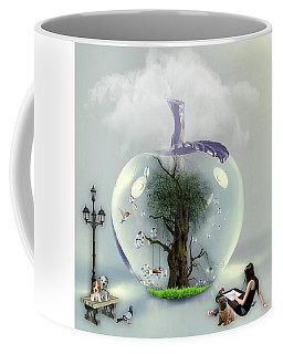 Another Day At The Park Coffee Mug