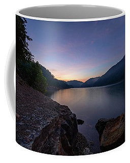 Another Day At Windy Bay Coffee Mug