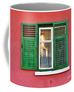 Another Green Shutter Coffee Mug