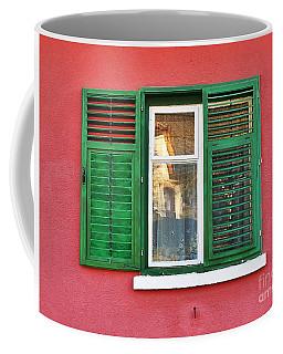 Another Green Shutter Coffee Mug