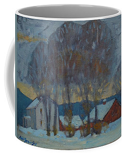 Another Look At Kordana's Coffee Mug by Len Stomski