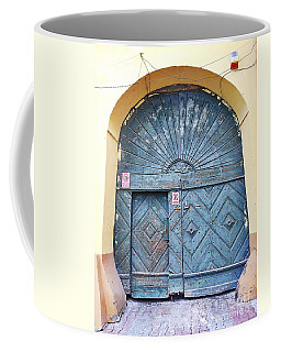 Another Old Door  Coffee Mug