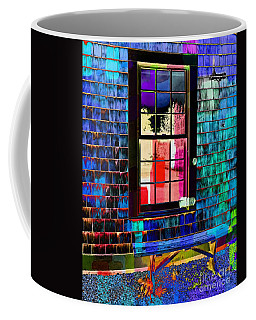 Another State Of Mind Coffee Mug by Marcia Lee Jones