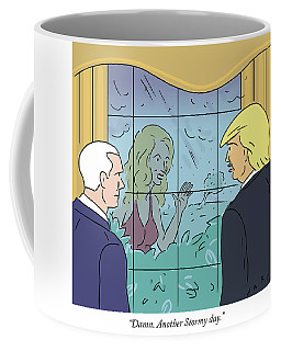 Another Stormy Day Coffee Mug