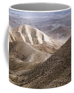 Another View From Masada Coffee Mug