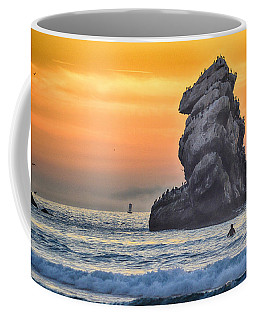 Another World Coffee Mug by AJ Schibig