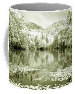 Coffee Mug featuring the photograph Another World by Alex Grichenko