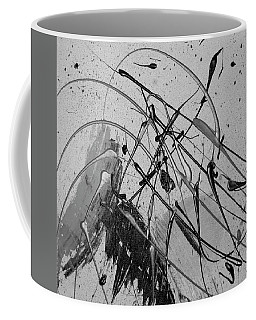Coffee Mug featuring the painting Another World by Michael Lucarelli
