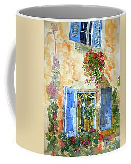 Ansouis Windowbox Coffee Mug