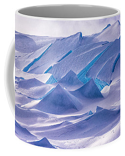 Antarctic Landscapes  Coffee Mug