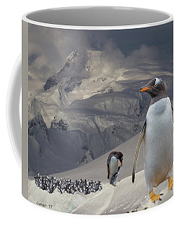 Antarctic Magesty Coffee Mug