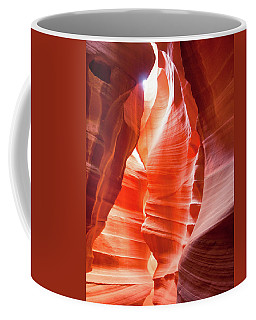 Coffee Mug featuring the photograph Antelope Canyon 2 by Howard Bagley