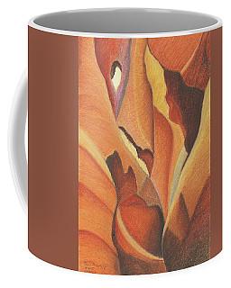 Antelope Canyon 4 - For Gloria Coffee Mug