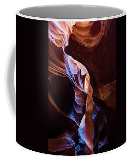 Antelope Canyon Squeeze Coffee Mug