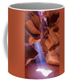 Antelope Lightshaft I Coffee Mug