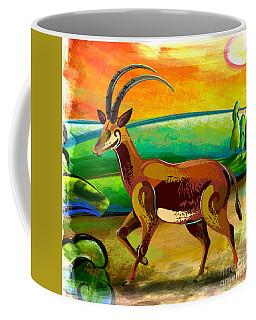 Antelope Of The Valley Coffee Mug